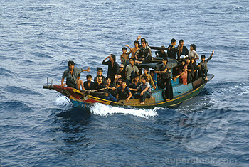 Vietnam, Boat People