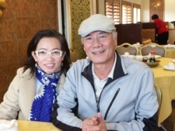 Nghĩa huynh tôi, nhà văn-nhà báo Tưởng Năng Tiến.